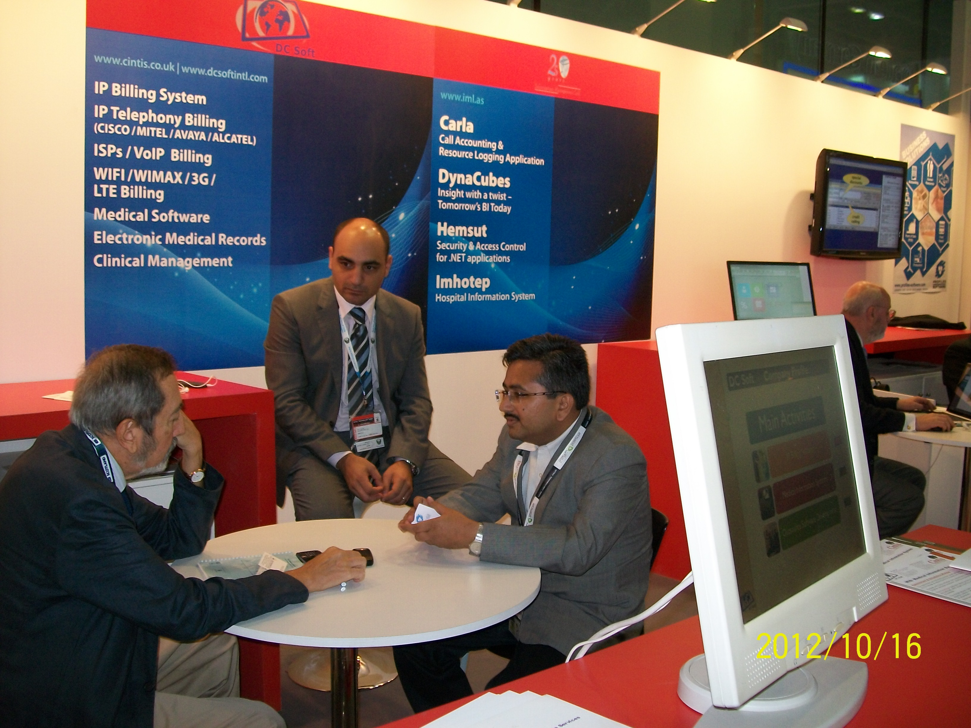 GITEX Technology Week 2012-Dubai