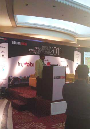 SiliconIndia Mobile Conference 2011