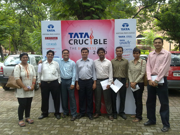 Tata Crucible Quiz Contest