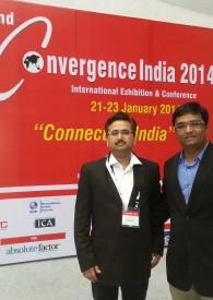 22nd Convergence India 2014